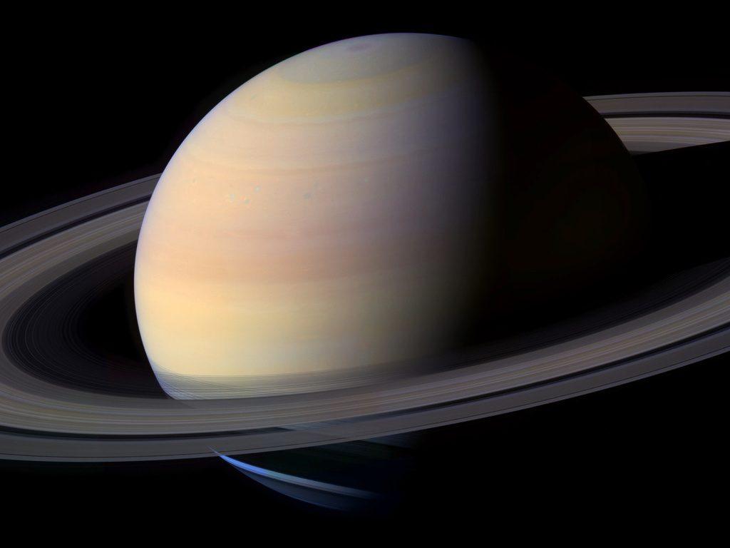Окольцованный Сатурн